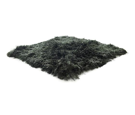 SG Airy Premium Blend dark moss & pure black de kymo | Alfombras / Alfombras de diseño