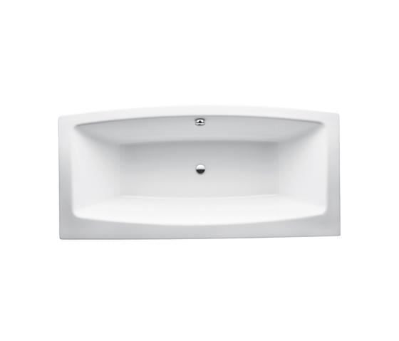 Mylife   Bathtub by Laufen   Built-in bathtubs