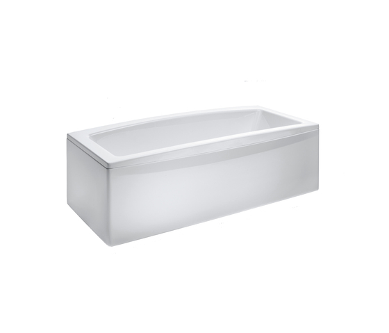 Mylife | Bathtub by Laufen | Free-standing baths