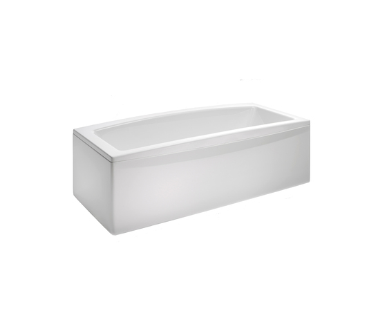 Mylife | Bathtub by Laufen | Bathtubs rectangular