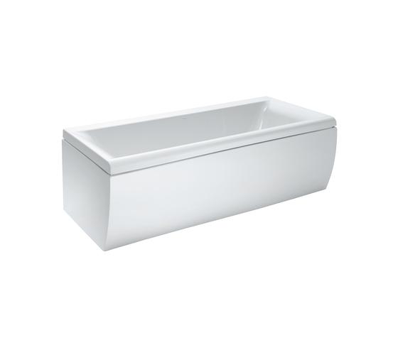 Mylife | Bathtub by Laufen | Bathtubs rectangular