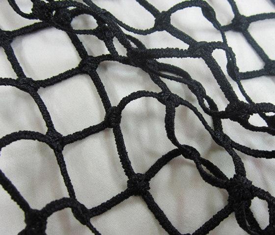 Copelia Negro by Equipo DRT | Curtain fabrics