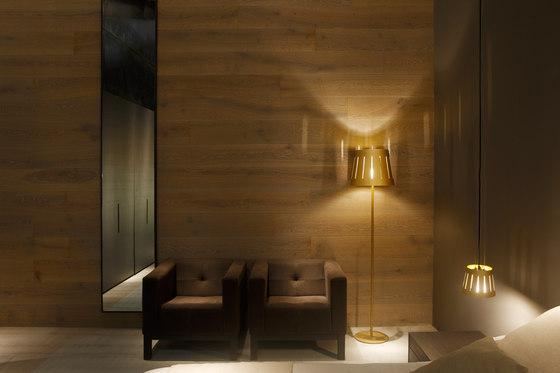 Flooring | gris plata claro decapado by Energía Natural | Wood flooring