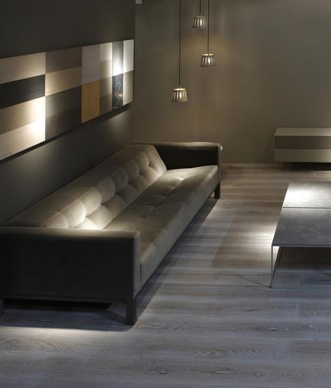 Flooring | gris plata claro decapado de Energía Natural | Suelos de madera