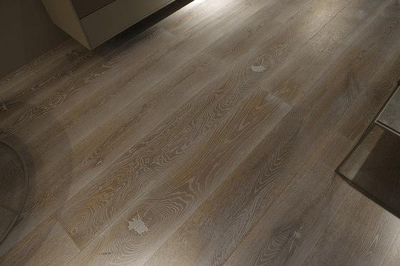 Flooring   gris plata claro decapado de Energía Natural   Sols en bois