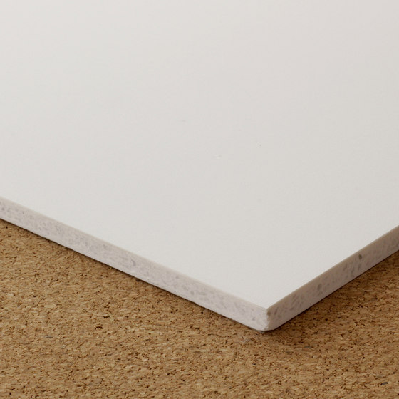 Glass fibre reinforced polymer composite sheet, matt by selected by Materials Council