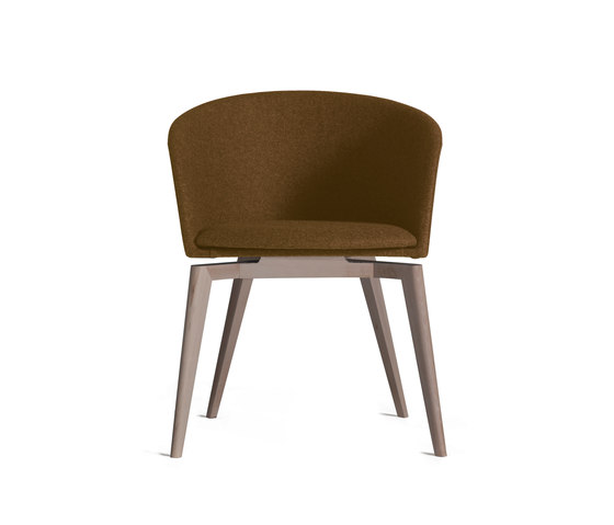 Moon Light 663 MD4 by Capdell | Visitors chairs / Side chairs