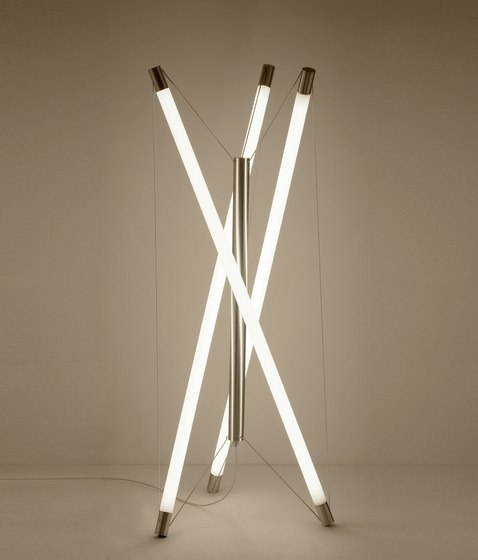Light Structure T3 floor luminnaire by Archxx | General lighting
