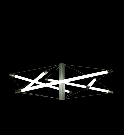 Light Structure T5 pendant by Archxx | General lighting