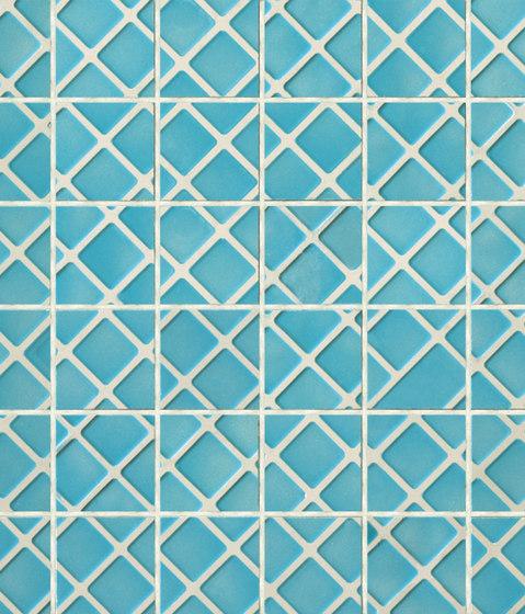 Mosaici d'autore beside azzurro von Refin | Bodenfliesen