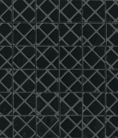 Mosaici d'autore beside nero von Refin | Bodenfliesen