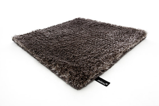 Homelike Squared cocoa-brown by Miinu | Rugs