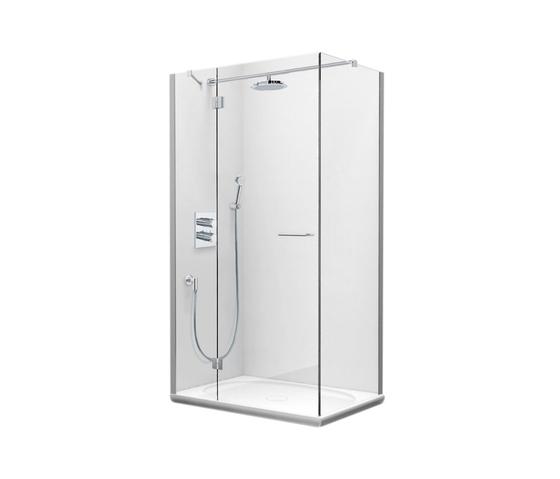 ILBAGNOALESSI One | Shower enclosure di Laufen | Divisori doccia