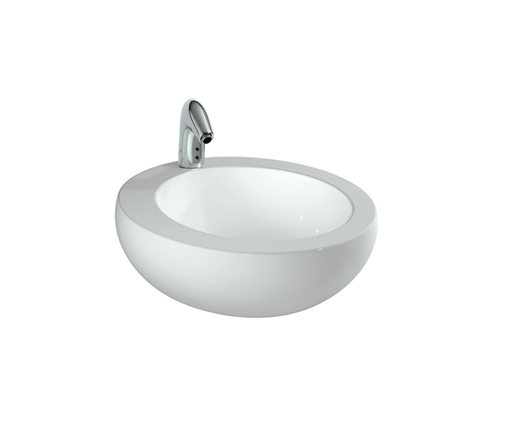 ILBAGNOALESSI One | Washbasin bowl by Laufen | Wash basins
