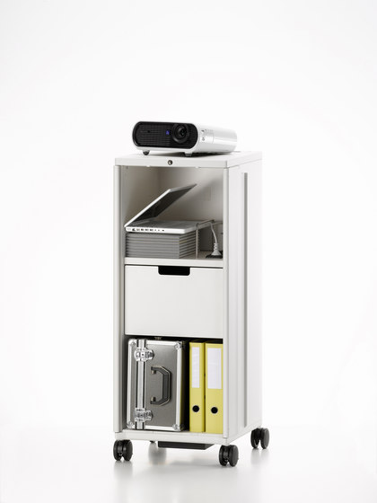 Caddy Media by Vitra | AV cabinets