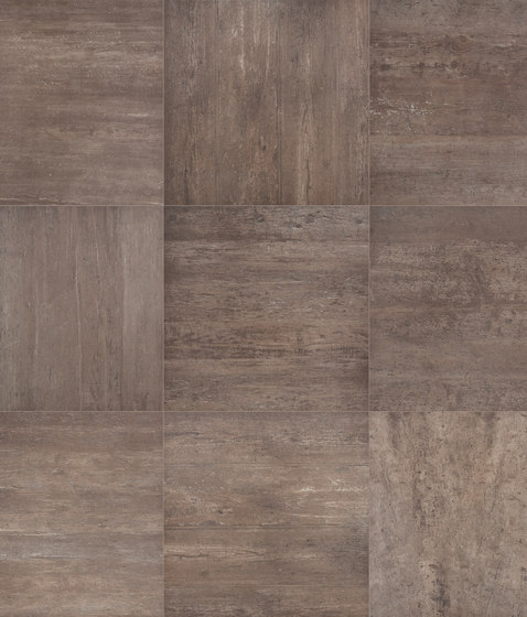 Wood² tobacco by Refin | Floor tiles