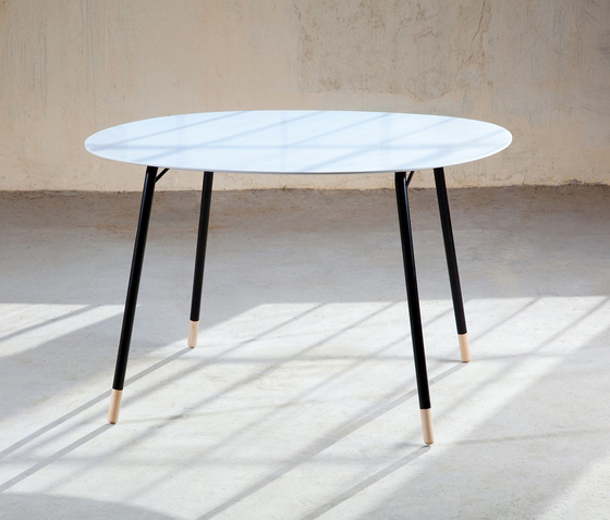 Table L de AMOS DESIGN | Mesas comedor