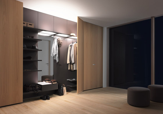 collect by interlübke | Built-in wardrobes