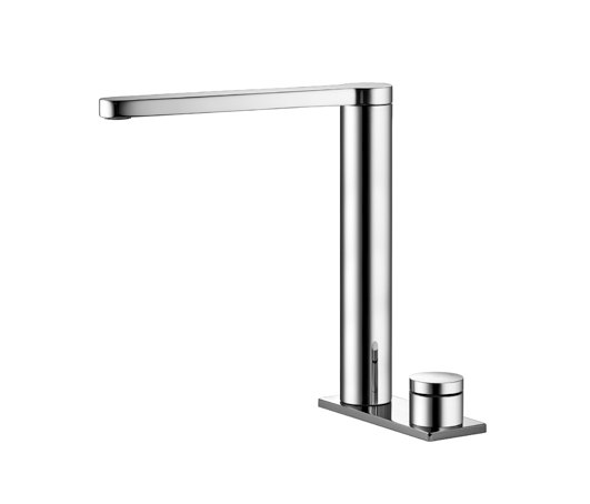 KWC ONO touch light PRO Electronic controlled|Swivel spout 360° by KWC | Kitchen taps