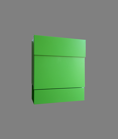 letterman V briefkasten di Radius Design | Bucalettere