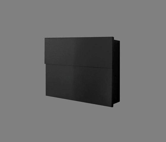 letterman xxl 2 briefkasten briefk sten von radius design architonic. Black Bedroom Furniture Sets. Home Design Ideas