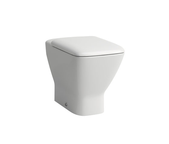 Palace | Floorstanding WC by Laufen | Toilets
