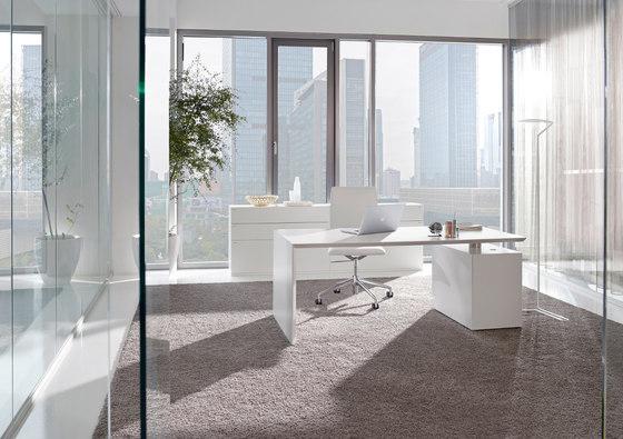 M - Desk de Hund Möbelwerke | Bureaux individuels