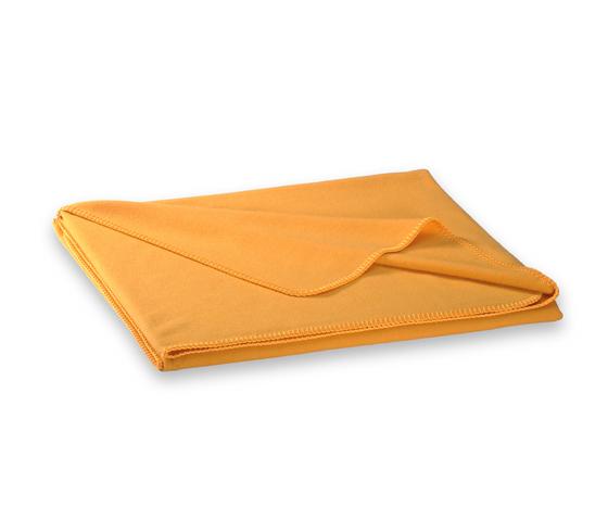 Susanna blanket zitron by Steiner | Plaids / Blankets