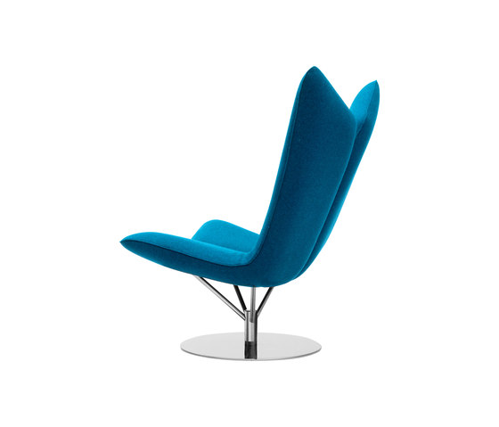 Angel Sessel von Softline A/S | Loungesessel