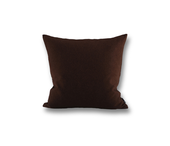 Susanna Cushion chocolate by Steiner | Cushions