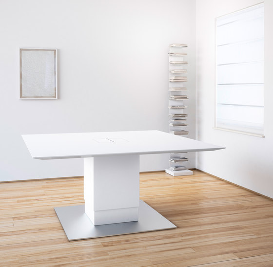 M8 conference table de Hund Möbelwerke | Mesas contract