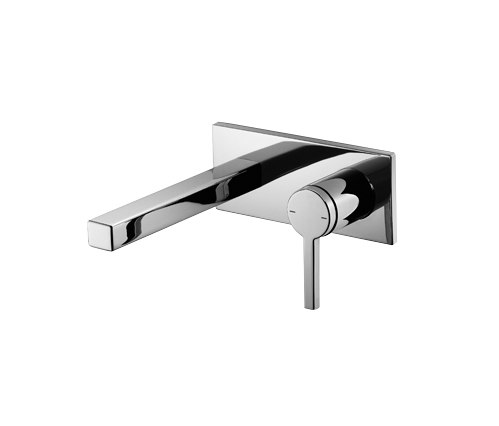 KWC AVA Lever mixer|Fixed spout by KWC | Wash-basin taps