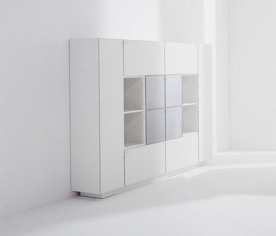 Mq grand placard meubles de rangement de hund m belwerke - Grand meuble de rangement salon ...