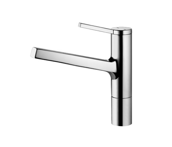 KWC AVA Lever mixer|Swivel spout 160° by KWC | Kitchen taps