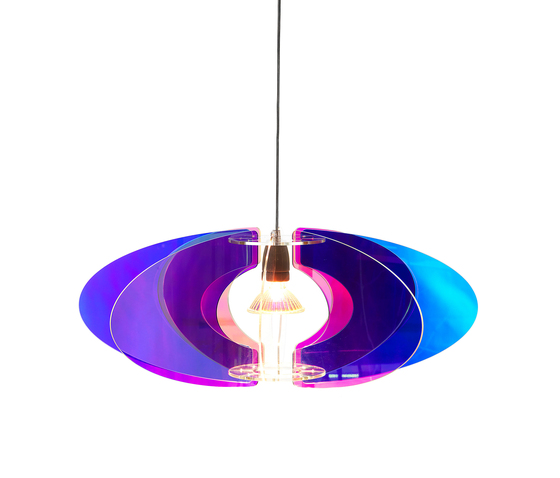 Blossom Pendant 65 Mirror transparent by Bsweden | General lighting