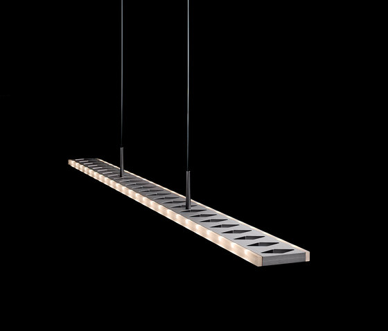 Rhombus P 176 Hanging Lamp by Illuminartis | General lighting