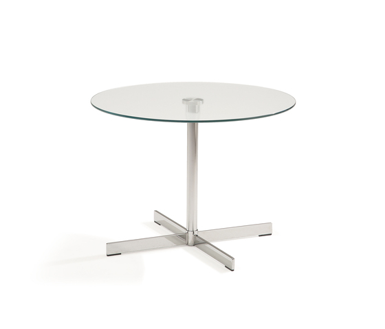 Clint Table by Fora Form | Cafeteria tables