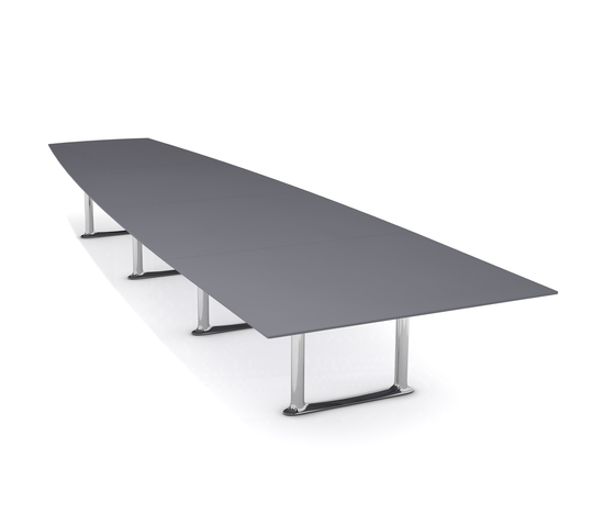 Colonnade Table by Fora Form | Conference table systems