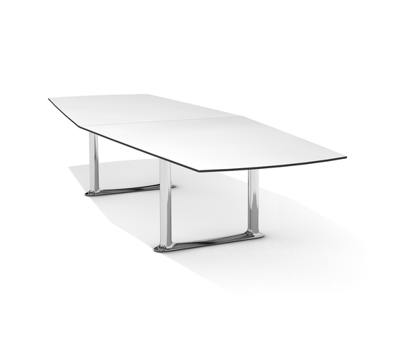 Colonnade Table by Fora Form | Conference tables