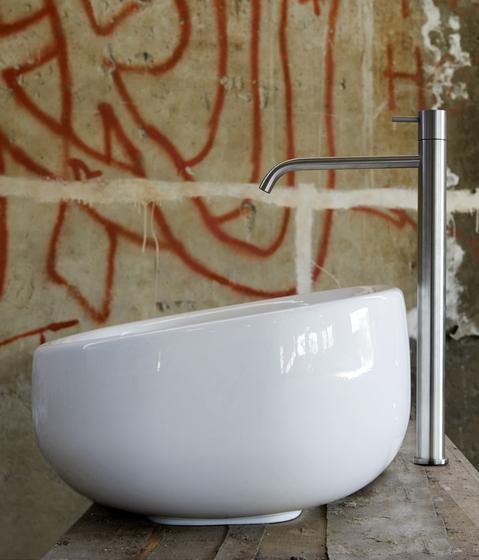 Abol Washbasin 170 by antoniolupi | Wash basins