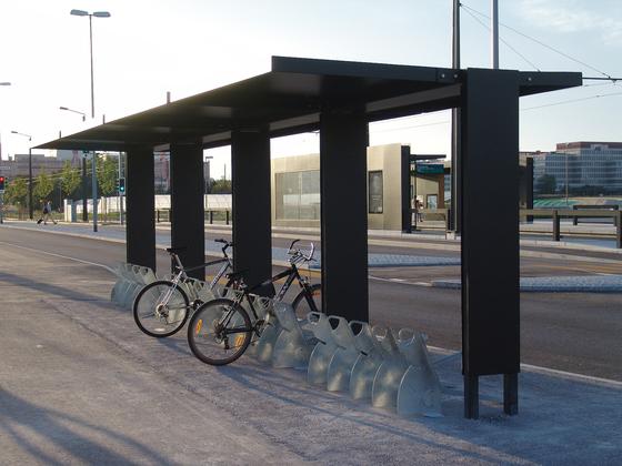 Bike Racks by BURRI | Bicycle stands