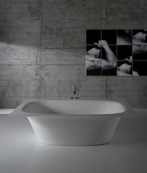 Sartoriale maxi by antoniolupi | Built-in bathtubs