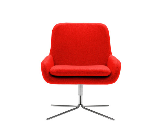 Coco Swivel di Softline A/S | Poltrone lounge