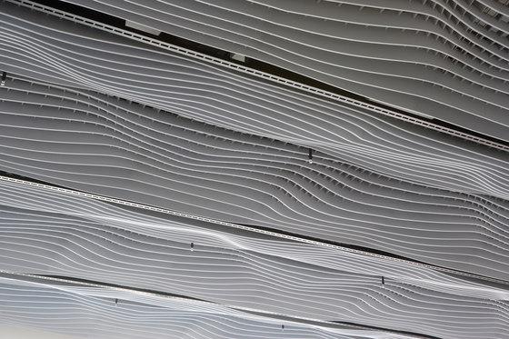 WAVE Akustik-Absorber Decke von Wave | Deckensysteme