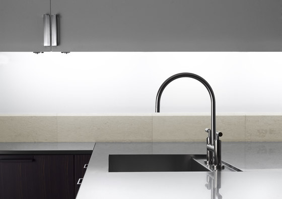 Ebonysystem   cucina 1 by ABC Cucine   Fitted kitchens