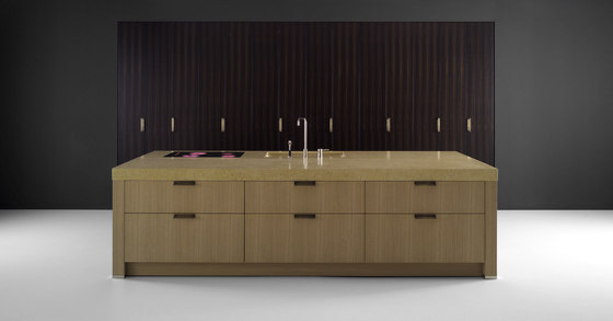 Ebonysystem | cucina 2 by ABC Cucine | Fitted kitchens
