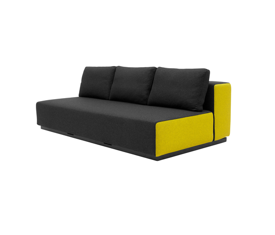 Nevada 3-P by Softline A/S | Sofa beds