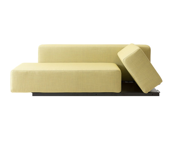 Nevada sofa by Softline A/S | Sofa beds