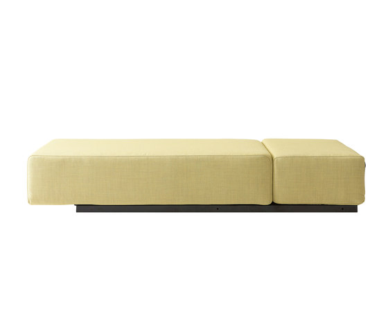 Nevada chaise long by Softline A/S | Sofa beds