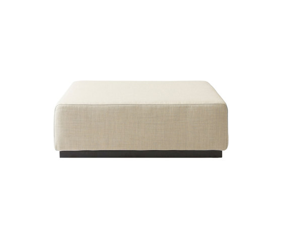 Nevada pouf by Softline A/S | Modular seating elements